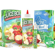 One Mad Hit E-Liquid - Juice Box