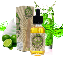 Sodalicious E-Liquid - Lime Cream