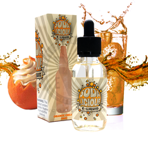 Sodalicious E-Liquid - Orange Cream