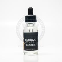 Pack Juice E-Liquid - Menthol