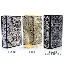Plaque 150W Box MOD by Asmodus