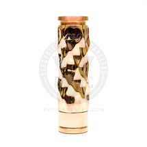 Gyre Mech Mod by Avid Lyfe - Copper (Dimple)