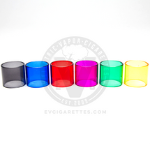 TFV8 Baby Beast Colored Glass Tank Replacement (1pc)