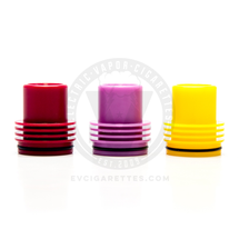 Plastic Colored Chuff Enuff Heatsink Styled Top Cap