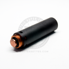 Made of solid copper with a copper battery contact, these tubes are designed for impeccable consistency.