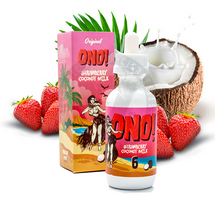 ONO E-Liquid - Strawberry Coconut Milk
