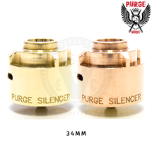 Silencer RDA by Purge MODs (24mm / 34mm)