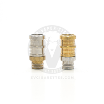 Metal Fusion Wide Bore 510 Drip Tip