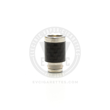 Carbon Fiber Fusion 510 Drip Tip Mouthpiece - Type B (12mm)
