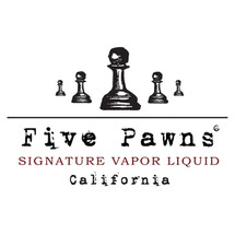 *CLEARANCE PRICED* Five Pawns E-Liquid | E-Juice