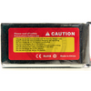 Always practice safe handling and care when using Li-ion batteries!