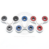 Available in Black, Blue, Red, these handheld fidget spinners are the trick to fixing your twitch!