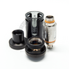 The Aspire Cleito EXO comes with variety of replacement coils.