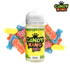 Made by the best vapers serving the Candy King, Batch by Candy King E-Liquids is a tooti-frutti treat with a sweet-and-sour kick.