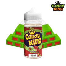 Candy King's Strawberry Watermelon infuses yummy gum with the juiciest watermelons and most mouthwatering strawberries.