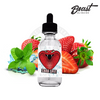 CBRA SPIT by Beast Eliquids combines strawberry and mint for an exceptional treat.