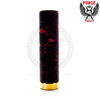 Bloodier than a murder scene from Dexter, this special edition of Purge Mods' Skull Mech MOD is splattered with crimson splotches of red paint on a matte black background.
