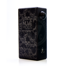 Smoke Grey Skull MOD by Nuve Mods