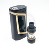 Smok's Alien MOD in Black/Gold with a TFV8 Big Baby Beast in a matching Black finish.