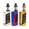 The Smok Alien Kit in White/Black, Blue/Red, & Gold/Black