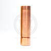 The SubZeroX (SZX) Competition Mech MOD by Sub Ohm Innovations in Copper