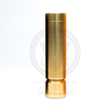 The SubZeroX (SZX) Competition Mech MOD by Sub Ohm Innovations in Brass