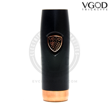 The VGOD Elite Mech MOD is a hard-hitting mechanical vaping platform that utilizes a plethora of performance-boosting features.