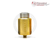Trickster RDA by Kennedy Vapor in Brass