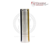 The Roundhouse 2 Mech MOD by Kennedy Vapor in Stainless Steel