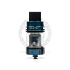 The TFV8 X-Baby Sub-Ohm Tank in a Blue finish.