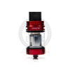 The TFV8 X-Baby Sub-Ohm Tank in a Red finish.