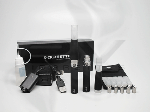 eGo-C 650 mAh Starter Kit - Type A( Cone) - Black