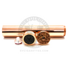 A three-piece clutch made from solid copper and coated in silver provides an ultra-reliable firing mechanism that reduces the occurrence of hot buttons and electrical arcing.