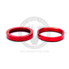 XXX | 11:11 Ring Set by Vaperz Cloud in Red