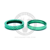 XXX | 11:11 Ring Set by Vaperz Cloud in Green