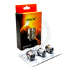 Each pack of X-Baby coil heads includes three atomizer heads.