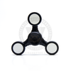 Each spinner is made with high quality aluminum.