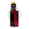 The Reuleaux RX GEN3 Mod in Red with the Gnome Sub-Ohm Tank