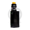 The Reuleaux RX GEN3 Mod in Black with the Gnome Sub-Ohm Tank