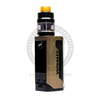 The Reuleaux RX GEN3 Mod in Brown with the Gnome Sub-Ohm Tank