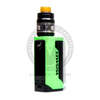 The Reuleaux RX GEN3 Mod in Green with the Gnome Sub-Ohm Tank