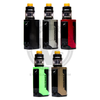 The Reuleaux RX GEN3 Kit includes the Gnome Sub-Ohm Tank—available in Black, Grey, Red, Green, and Brown