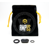 The AMPUS Screwless RDA by Ampus Vape includes a variety of extras and goodies.