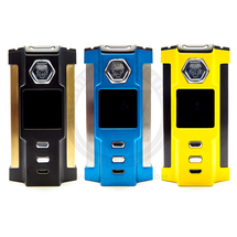 The SnowWolf Vfeng MOD is available in Black/Gold, Blue/Silver, & Yellow/Black