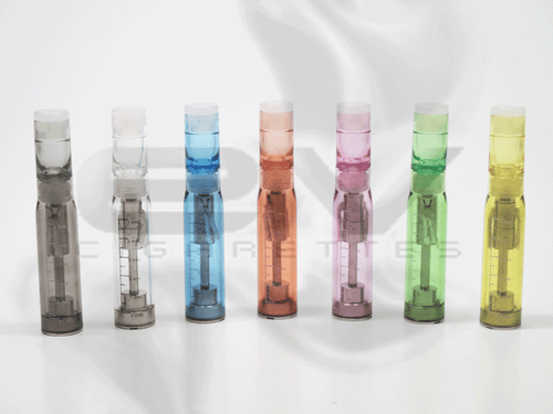 Kanger KR808D-M3 Clearomizers *Grey, Clear, Blue, Red, Purple, Green & Yellow