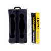 The Broadside Admiral 20700 Mech MOD by BJ Box Mods includes an iJoy 20700 battery cell and a dual cell silicone battery holder.