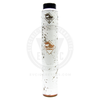 The Tugboat v3 Mech MOD and Flawless AF RDA in White with Grey Splatter