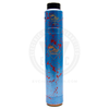 The Tugboat v3 Mech MOD and Flawless AF RDA in Blue with Red Splatter