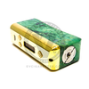The TugLyfe DNA 250 is pure class, sporting gold-plated trims and a luxuriously capable list of functionality.