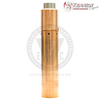 The Roundhouse 2 Mech MOD by Purge Mods & the Trickster RDA by Kennedy Vapor in Copper
